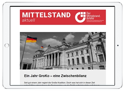 Mittelstand aktuell April 2019