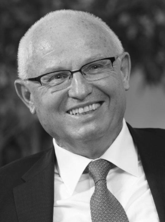 Portrait von Dr. Walter Niederstätter