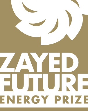 Logo Zayed Future Energy Prize