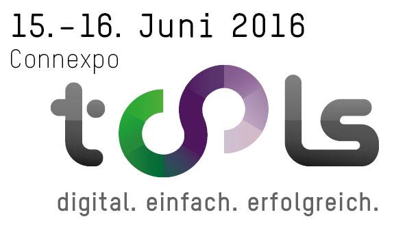 Logo der Digital-Konferenz tools