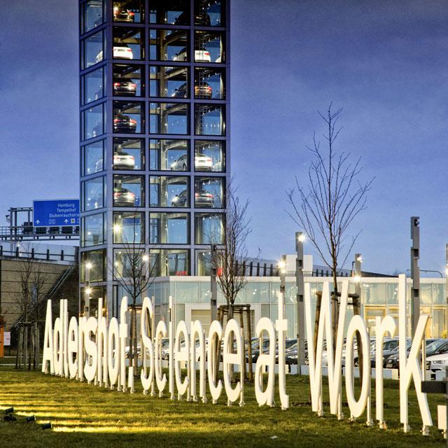 Mittelstand 4.0 Kompetenzzentrum in Berlin Adlershof
