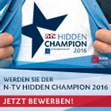 Kampagnenmotiv n-tv Hidden Champion