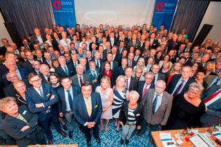Gruppenfoto von der Bundestagung