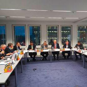 MdB Thomas Gambke zu Gast bei der BVMW-Energiekommission
