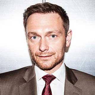 Portrait von FDP-Chef Christian Lindner