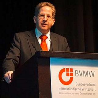 Verfassungsschutz-Chef Hans-Georg Maaßen beim BVMW