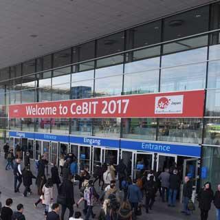CeBIT-Rückblick: 70 BVMW-Mitglieder waren vor Ort