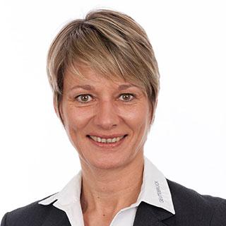 Portrait von Katharina Geutebrück, Geschäftsführerin Geutebrück GmbH, Windhagen