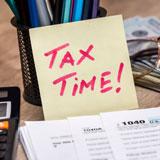 Steuerthemen beschäftigen jeden Unternehmer