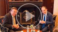Albaniens Präsident Ehrenmitglied im BVMW