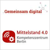 Gemeinsam Digital und Mittelstand 4.0-Kompetenzzentrum