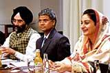 Deutsch-indischer Austausch