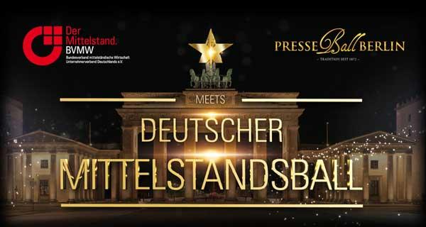 Deutscher Mittelstandsball 2018