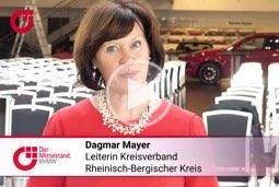 Dagmar Mayer BVMW-Kreisverbandsleiterin beim Forum Führung