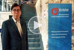 Achim von Michel auf der Digital Transformation Convention