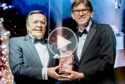 Die Verleihung des Mittelstand Media Award 2017 an Dr. Wolfram Weimer