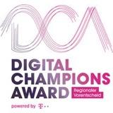 Logo Digital Champions Award