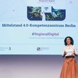 Auf der _Regional digital. Smarte Lösungen, starker Mittelstand mit über 250 Gästen
