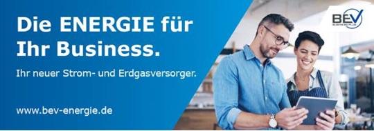 Angebot des BVMW-Partners BEV Energie.