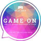 _Gemeinsam digital lädt zur Veranstaltung Game on.