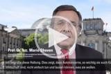 Im Podcast lehnt Mittelstandspräsident Mario Ohoven Diesel-Fahrverbote ab