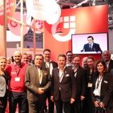 Als Hauptpartner der Telekom war der BVMW Mitorganisator der DIGITAL2018 in Köln.