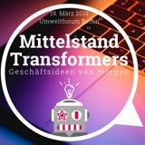 Am 19. März findet die Veranstaltung Mittelstand Transformers in Berlin statt.