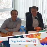 DigitaliseSME unterstützt Unternehmen bei der Digitalisierung.