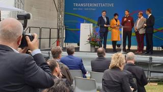 Der BVMW auf dem Innovationstag Mittelstand des Bundeswirtschaftsministeriums.