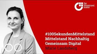 Marie Landsberg, Projektreferentin, u.a. zum kostenlosen Digital-Check.
