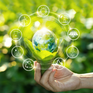 Das Projekt Mittelstand Ressource zeigt, wie man ökonomische und ökologische Ziele in Einklang bringt.