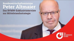 Peter Altmaier im Exklusivinterview