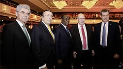 Mehr als 3.000 Gäste aus Politik, Diplomatie, Wissenschaft, Wirtschaft und Kultur auf dem BVMW-Jahresempfang 2020