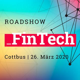 Auf zur FinTech Roadshow in Cottbus