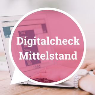 Der kostenfreie Digitalcheck gibt Ihnen eine qualifizierte Einschätzung zum Stand der Digitalisierung in Ihrem Unternehmen.