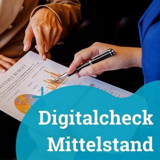 """Testen Sie den """"Digitalcheck Mittelstand""""!"""