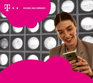 Wie Sie mit den Business Mobil Tarifen der Telekom in Verbindung bleiben