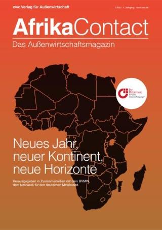 AfricaContact – Jetzt lesen!