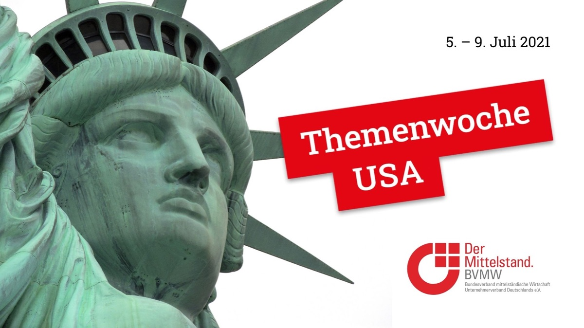 Nehmen Sie teil an unserer Themenwoche USA!