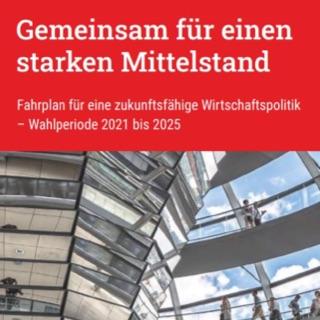 Lesen Sie den 12-Punkte-Plan der Mittelstandsallianz zur Bundestagswahl!