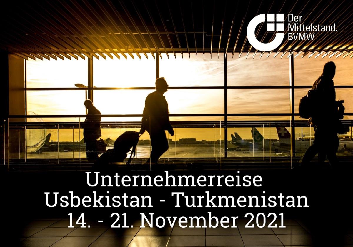Reisen Sie mit uns nach Usbekistan und Turkmenistan!
