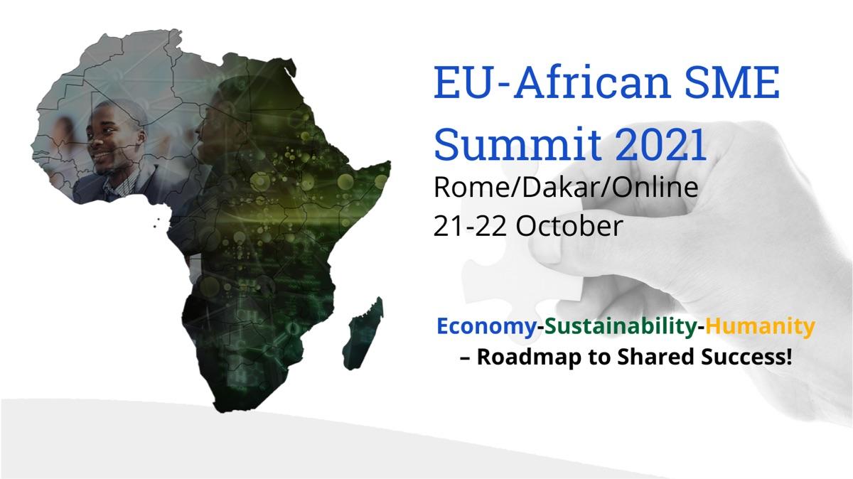 Melden Sie sich zum EU-African SME Summit 2021 an!