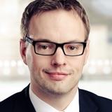 Portraitbild Dr. Gregor Blüm
