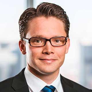 Portrait von Steuerberater Dr. Sebastian Krauß