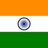Indische Flagge
