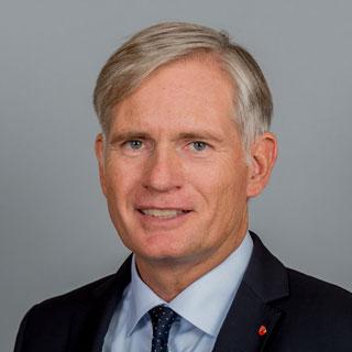 Portrait von BVMW-Bundesgeschäftsführer Ralf Pohl