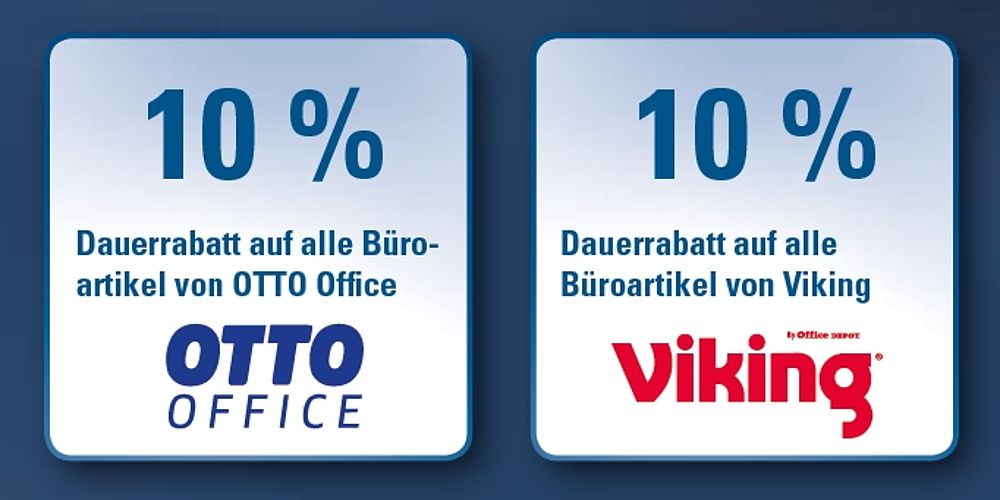 10% OTTO Office Viking