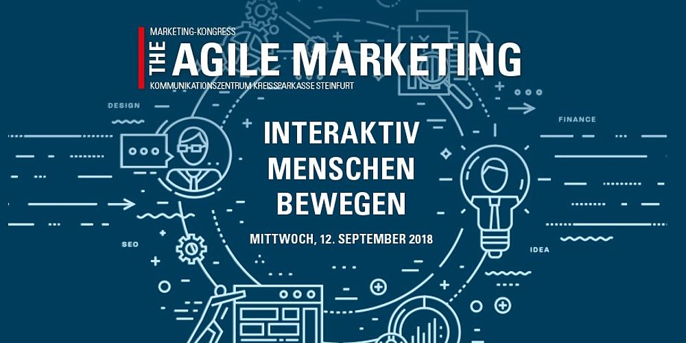 Marketing Kongress Steinfurt am 12.09.2018