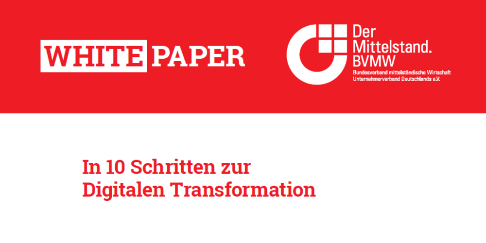 Whitepaper Digitalisierung