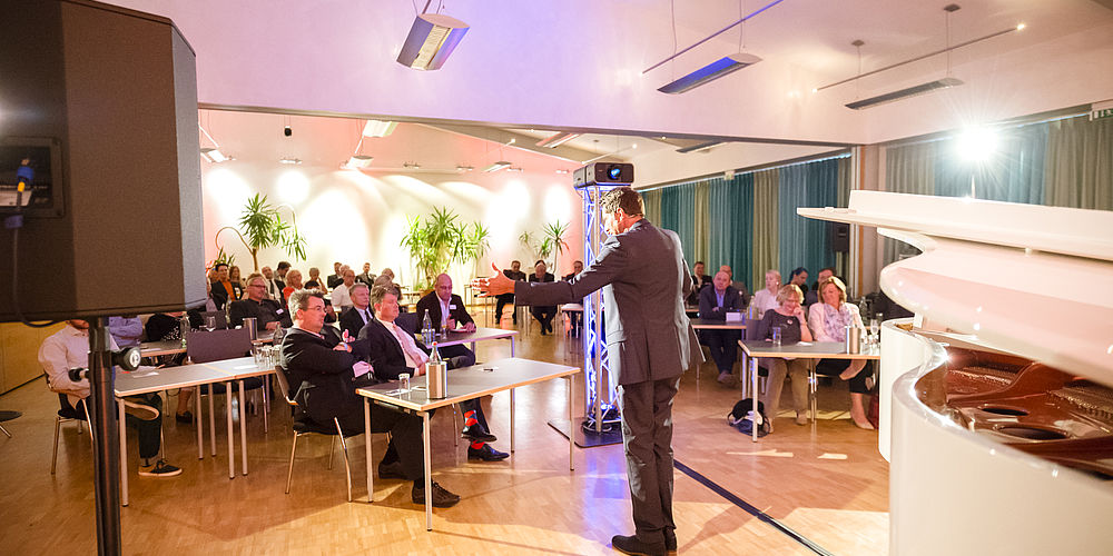 20. BVMW Business-Meeting am 24.08.2017 mit Martin Klapheck im Landhotel am Rothenberg